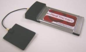Прототип датчика слабого электрического поля человека на основе PCMCIA-интерфейса