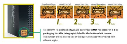 Появление новых элементов изображения в зависимости от угла обзора