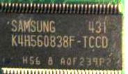 Чипы Samsung серии TCCD