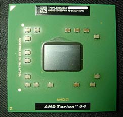 AMD Turion 64 2800+ (1.6 ГГц)