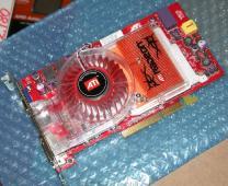 AGP RADEON X850 XT Platinum Edition