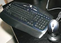 Desktop MX3100. Лазерный беспроводной