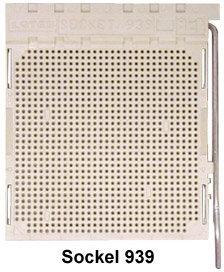 Socket 939 разъем