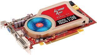 Fatal1ty X800 XL 512MB. Built To Kill.