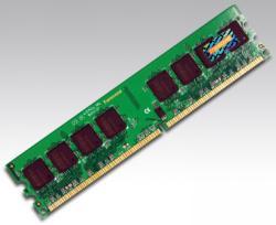 Transcend 1GB DDR2-667 Unbuffered DIMM