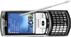 Samsung m8000 - первый коммуникатор для сетей