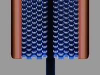 Перфорированный кремний - фотонный кристаллический волновод