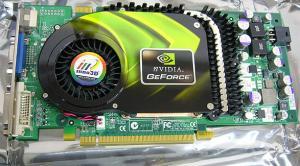 GeForce 6800 GS 256MB DDR3 PCI-E от Innovision