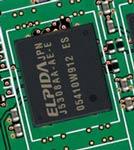 Чип Elpida DDR3 SDRAM