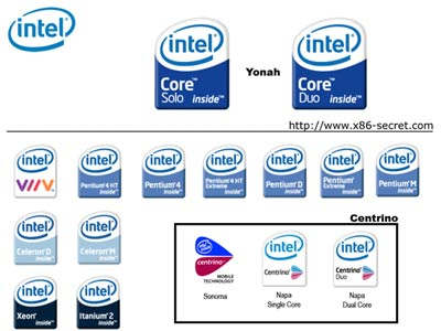 """Какими мы увидим логотипы """"Intel iside"""" в следующем году? Может такими?"""