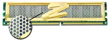Ячеистый радиатор XTC для памяти от OCZ Technology
