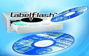 С октября появятся приводы NEC с технологией LabelFlash-рисования на дистках