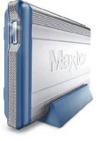 Maxtor Shared Storage Plus раздаст цифровой контент без компьтера