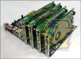 Четыре GeForce 7800 GT