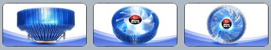 Процессорный кулер Thermaltake Blue Orb II