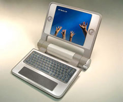Прототип 100-доллорового ноутбука