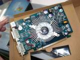 GeForce 7600 GS от Galaxy