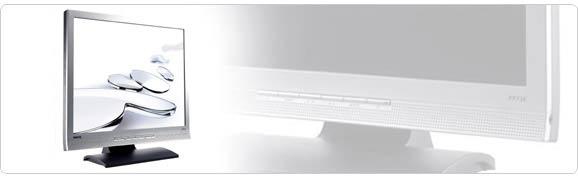 BenQ FP72E – 17-дюймовый LCD с