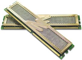 OCZ Gold XTC PC2-6400 DDR2