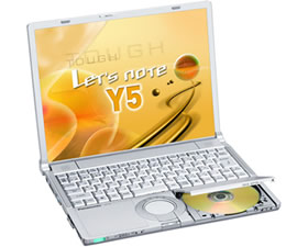 Panasonic Letsnote CF-Y5