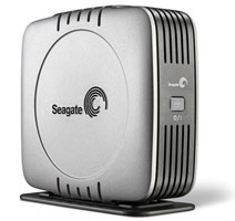Seagate Pushbutton Back-up Hard Drive