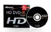 Memorex приступила к поставкам 15-ГБ дисков HD DVD-R