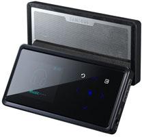 Samsung YP-K5: плеер с динамиками