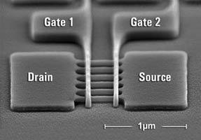 Многозатворный 3D-транзистор Infineon