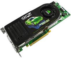 OCZ NVIDIA GeForce 8800 GTX