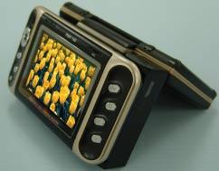 PMP-плеер Samsung с прототипом топливной батареи