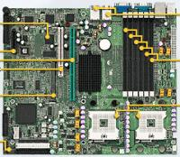 Tyan Tiger i7322DP (S5353)