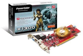PowerColor Radeon X1300 512 MB HyperMemory