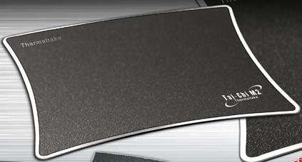 Tai-Chi M2: алюминиевый коврик для мышки от Thermaltake
