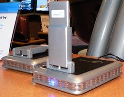 HDD с антенной WUSB