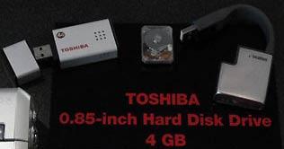 Toshiba 0.85