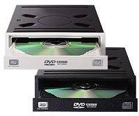 I-O Data DVR-ABH16G - пишем DVD-RAM на скорости 12x
