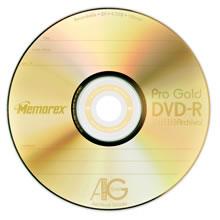 Memorex Pro Gold Media. Носители для архивов.