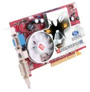 Sapphire Radeon X1600Pro AGP