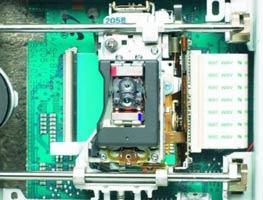 Двойной оптический блок лазерной головки Blu-ray привода Samsung SH-B022