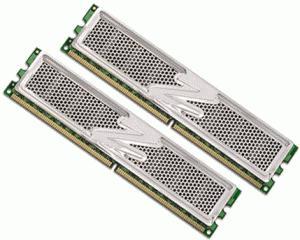 OCZ DDR2 PC2-6400 Platinum Enhanced Latency XT