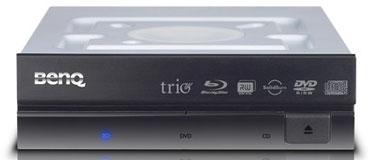BenQ BW1000. Первый Blu-ray-привод, который окажется в Европе?