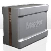 Maxtor Shared Storage II. 1 ТБ с доступом по сети.