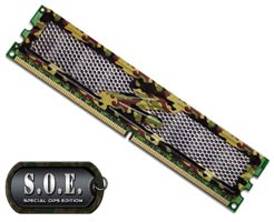OCZ PC2-7200 (DDR2-900) Special Ops Edition
