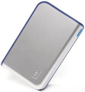 WD Passport Portable USB Drive 120 GB