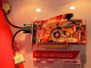 GeCube Gemini Edition Dual GPU X1600XT
