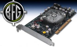 AGEIA PhysX в 128-МБ версии BFG Technologies