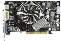 Юбилейный GeForce 6600 GT от Leadtek