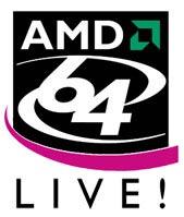 Предполагаемый логотип для домашней платформы AMD LIVE!