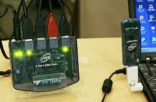 Y-E Data YD-300: передай USB 2.0 по