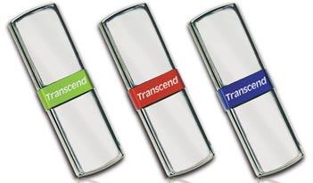 Transcend JetFlash 180. Стальная когорта USB-флэш.